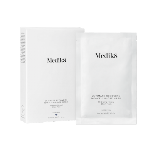 Medik8 Ultimate Revovery Bio Cellulose Mask 6 pack